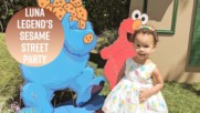Chrissy Teigen throws Luna lavish 2nd birthday party