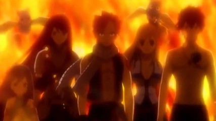 Fairy Tail [ A M V ] Lift Me Up