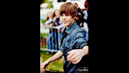 Justin Bieber-love me ;p