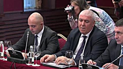 Цацаров: Очаквам напрежение да съпътства утрешния избор на Иван Гешев