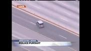 Шофьорка - се гаври с полицията