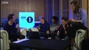 One Direction - Интервю с Nick Grimshaw за Bbc Radio 1