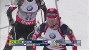 Вiathlon - Hochfilzen Aut Ladies Sprint - 2013.12.06