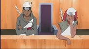 Конохамару срещу Наруто (naruto Shippuuden Movie 5 - Blood Prison) (bg subs)