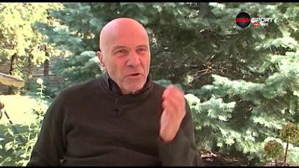 Георги Василев: Адмирации за работата на Хубчев