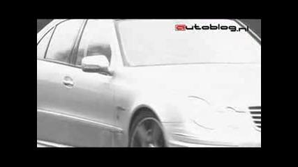 Mercedes - Benz E63 Amg