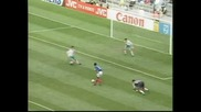 France 3-1 Bulgaria [euro 1996 | Group Stage | Group B]