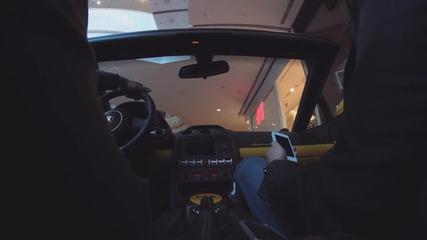 Да караш суперавтомобил в мола