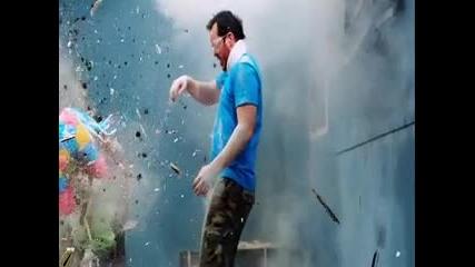 Краят на идиотите - Jackass 2010 3d