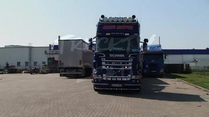 Scania V8 R500 Black Amber (1080p)