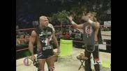 John Cena raps to Lita, Edge, H.b.k., Kurt Angle
