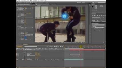 After Effects урок - Расенган (бг аудио)