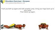 Упражнение за рамо и трицепс в домашни условия