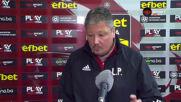 Любослав Пенев: Направихме добър, комплексен мач, доволен съм