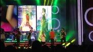 Део, Лео и Играта & Din-yo и Марина Всеки миг Cola Happy Energy Tour 2014 Бургас