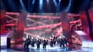 Групово танцуване Semi Finals 1 - Britains Got Talent 2009 Dancers