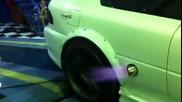 Subaru Gc8 -- Anti Lag