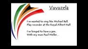 The Vuvuzela Song - Dave Henson
