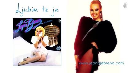 Lepa Brena - Ljubim te ja - (Audio 1986)HD