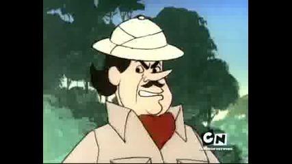 Tом И Джери Еп.7 - Mammmoth Manhunt.