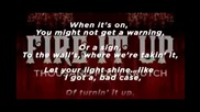 Thousand Foot Krutch - Fire It Up