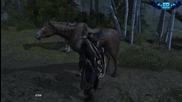 Най - лудите бъгове в Assassin's creed 3 - част 12