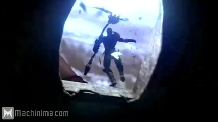 [hd] Dantes Inferno E3 2009 Trailer