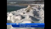 Черно море може да замръзне