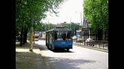 Една година без тролейбусен транспорт в Пловдив 1956-2012