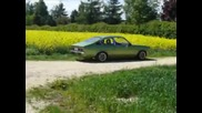 Green Kadett C Coupe 1.2 Ohv 1200 with nice Sound