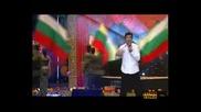 Веселин Маринов Български Войник Live 25 Години На Сцена