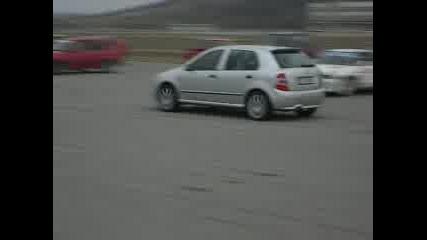 На Пистата В Сливен