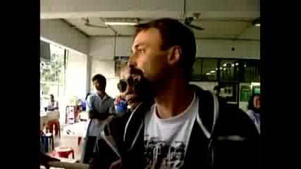 Контрабандист на дрога в тайландски съд