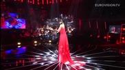 Латвия на Евровизия 2015 Aminata - Love Injected