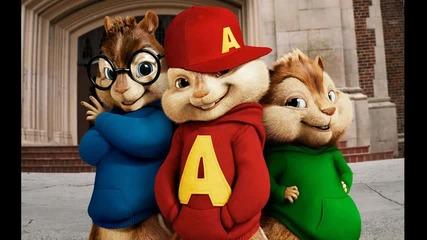 Джена - Моли се да не почна (alvin and the chipmunks)