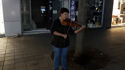"Улични музиканти в Бургас - лято 2020 (full length). ""Por una Cabeza"""