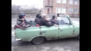 Москвич 412 кабрио уникат