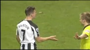 Barton удря Pedersen