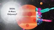 Илън Мъск направи план за колонизация на Марс