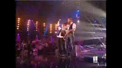 Ricky Martin Vs Miguel Bose - Bambu