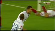 14.10.14 Дания - Португалия 0:1 *квалификация за Европейско първенство 2016*