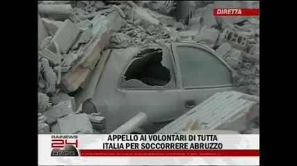 Кошмар ! Земетресение разтърси Италия ! Ужас !!!!