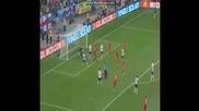 20.06.14 В най - резултатния и луд мач на Мондиала Франция смаза Швейцария с 5:2