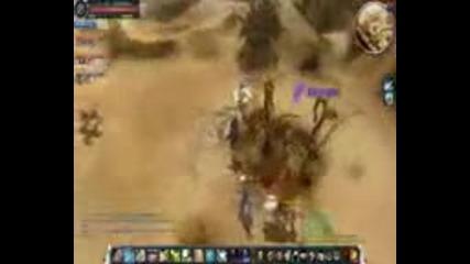 Cabal Online - Forgotten Ruin Bosses