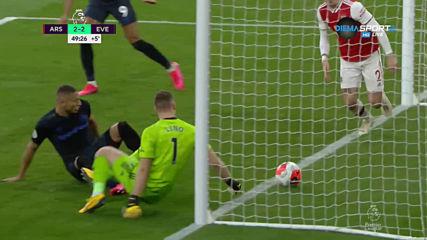 Ричарлисон върна равенството срещу Арсенал