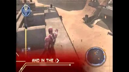 Iron Man Game Trailer