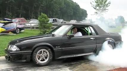 Amazing Burnout Video