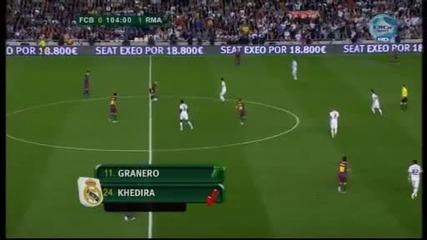 Барселона:реал Мадрид 0:1