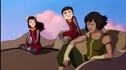 Легендата за Кора - Книга Четвърта Епизод 5 - Бг аудио
