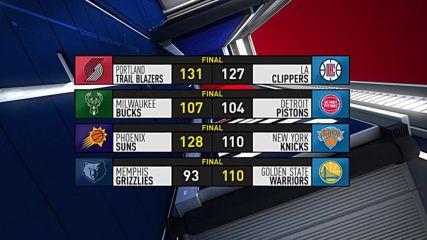 Най-интересното от НБА от 18 декември